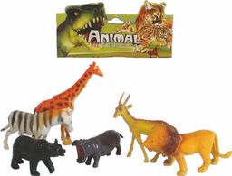 Animales Salvajes Pequeños X 6 Bolsa