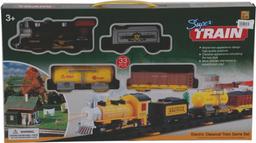 Pista Super Tren Grande Pilas Caja