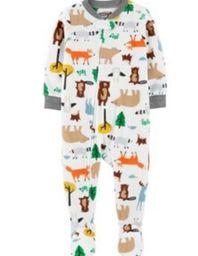 Pijama animales Blanca