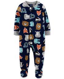 Pijama animales Caras