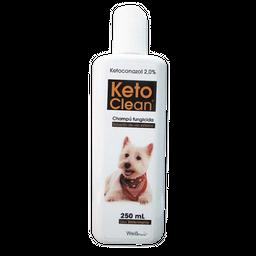 Shampoo Ketoclean