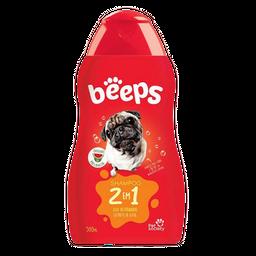 Shampoo Beeps 2 En 1