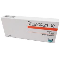 Stomorgyl 10 Caja X 20 Tabletas