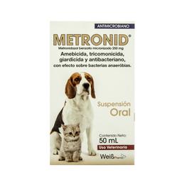 Metronid Suspensión Oral X 50 Ml