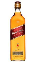 Whisky Jhonnie Walker Red Label 375mL