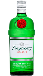 Ginebra Tanqueray London Dry Gin X 750 mL