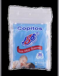 Copitos de algodón - Jgb - Bolsa 50 Und