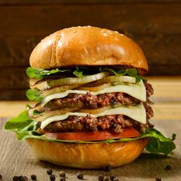 Clásica ResI Burger Doble