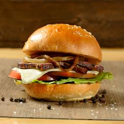 Sencilla Brisket I Burger BBQ