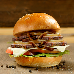 Doble BrisketI Burger BBQ