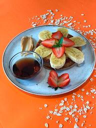 Pancake de Avena con Proteína