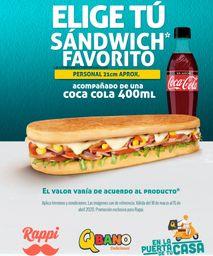 Combo Sandwich 21cm