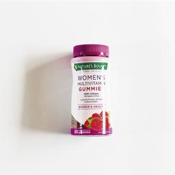 Women's Multivitamin Gummies De Nature's Bounty