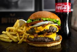 Double Burger en Combo