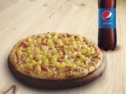 Pizza Grande con Gaseosa 1.5 L