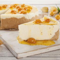 Cheesecake Frutos Amarillos