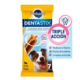 Dentastix Snacks Razas Medianas 180 Gr