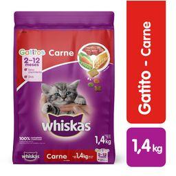 Whiskas Adulto Carne 700 Gr