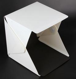 Caja De Luz Portátil Para Fotografía De Estudio Lightbox 30cm