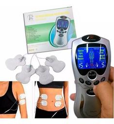 Gimnasia Pasiva Electro-estimulación Muscular 4 Electrodos