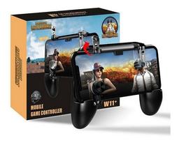 Gamepad W11+ Gatillos Para Pubg Fortnite Freefire Ros Knives