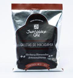 Galletas De Macadamia