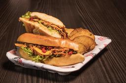 Philly Pork Sándwich