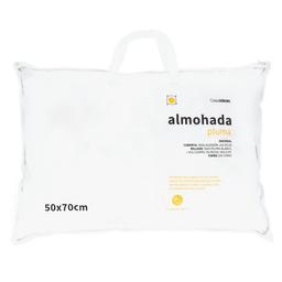 Almohada Plumas 50X70