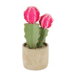 Maceta Cactus Artificial Alto L