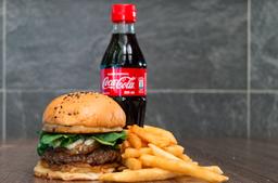 Combo Paris Burger