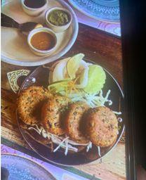 Veg Gulati kabab