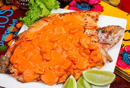 Trucha al Camarón