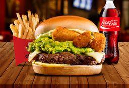 Hamburguesa Mexicana