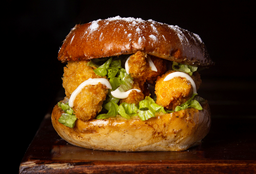 Sándwich Honey Chicken