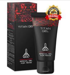 Titan Gel Red Alargador del Miembro Viril