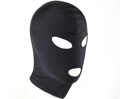 Mascara de Ladron Sexual