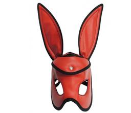 Mascara Rabbit Conejo Red