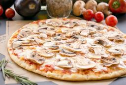 Combo Pizza Medium Pollo Champiñones