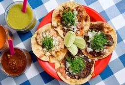 Combo de Tacos x 4
