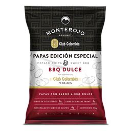 Club Colombia Papas Bbq Dulce 115Gr