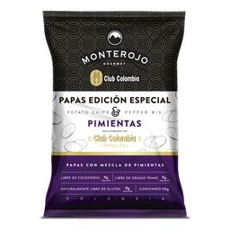 Club Colombia Papas Mix Pimienta 115Gr