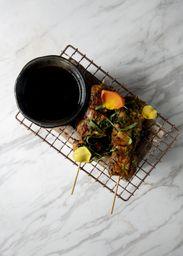 Tandoori Chicken On a Stick