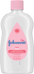 Aceite original  Johnsons Baby Baby  Tarro 100 ml