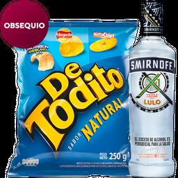 Rappicombo Smirnoff X1 700 ml. + De todito Original