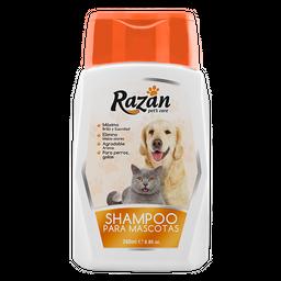 Shampoo Razan Para Mascotas 260 cc