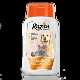 Shampoo Para Mascotas Razan 500 cc