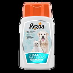 Shampoo Para Perros Razan Pelaje Claro 260 cc