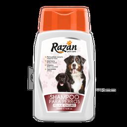 Shampoo Para Perros Razan Pelaje Oscuro 260 cc