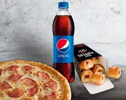Combo Pizza Personal Plus
