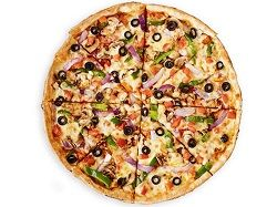 Pizza Veggie Lovers Personal Plus